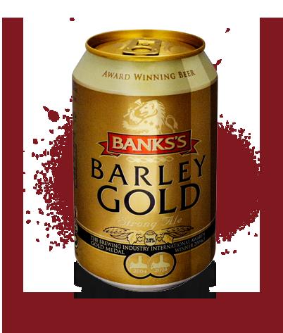 Banks's Barley Gold