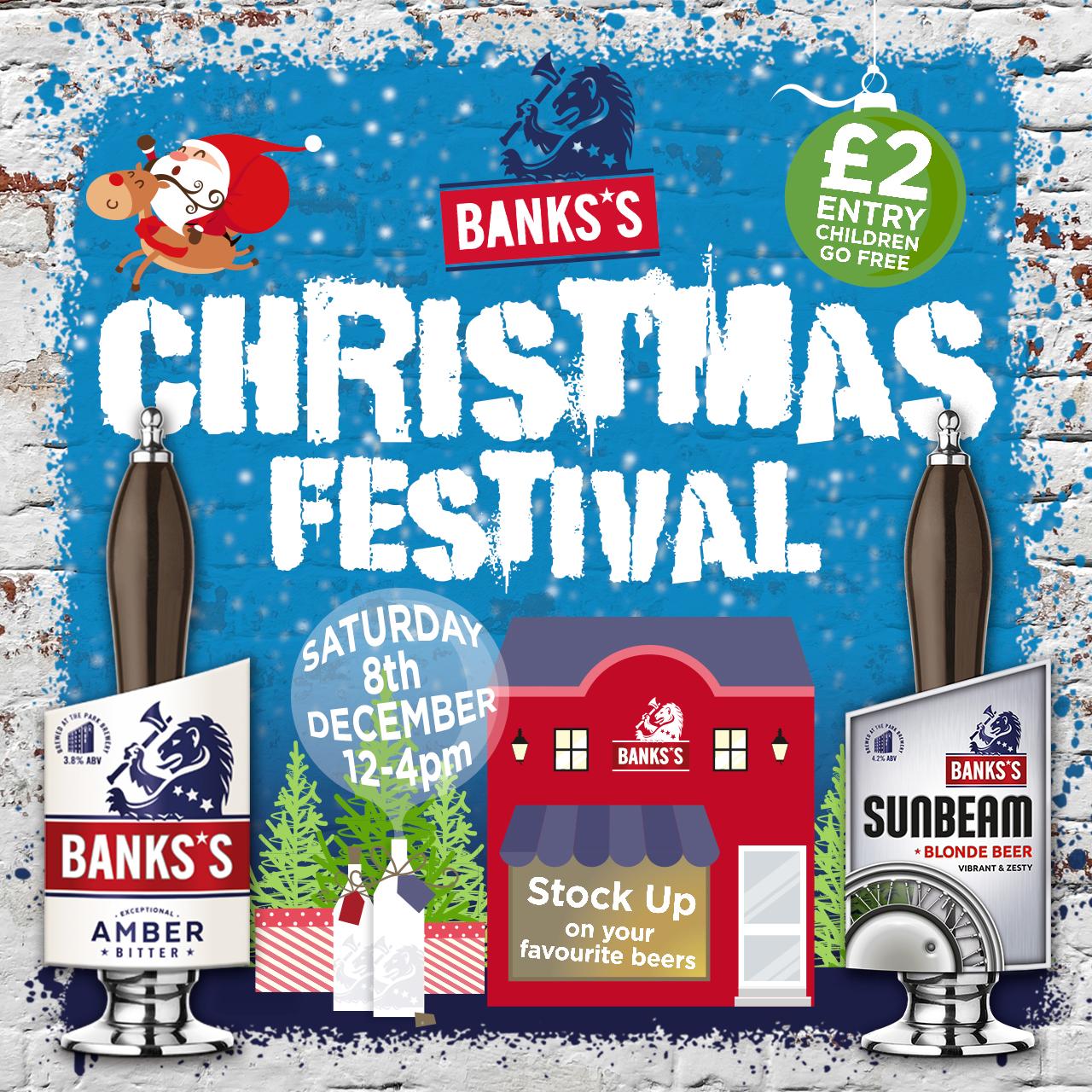 Banks's Christmas Festival