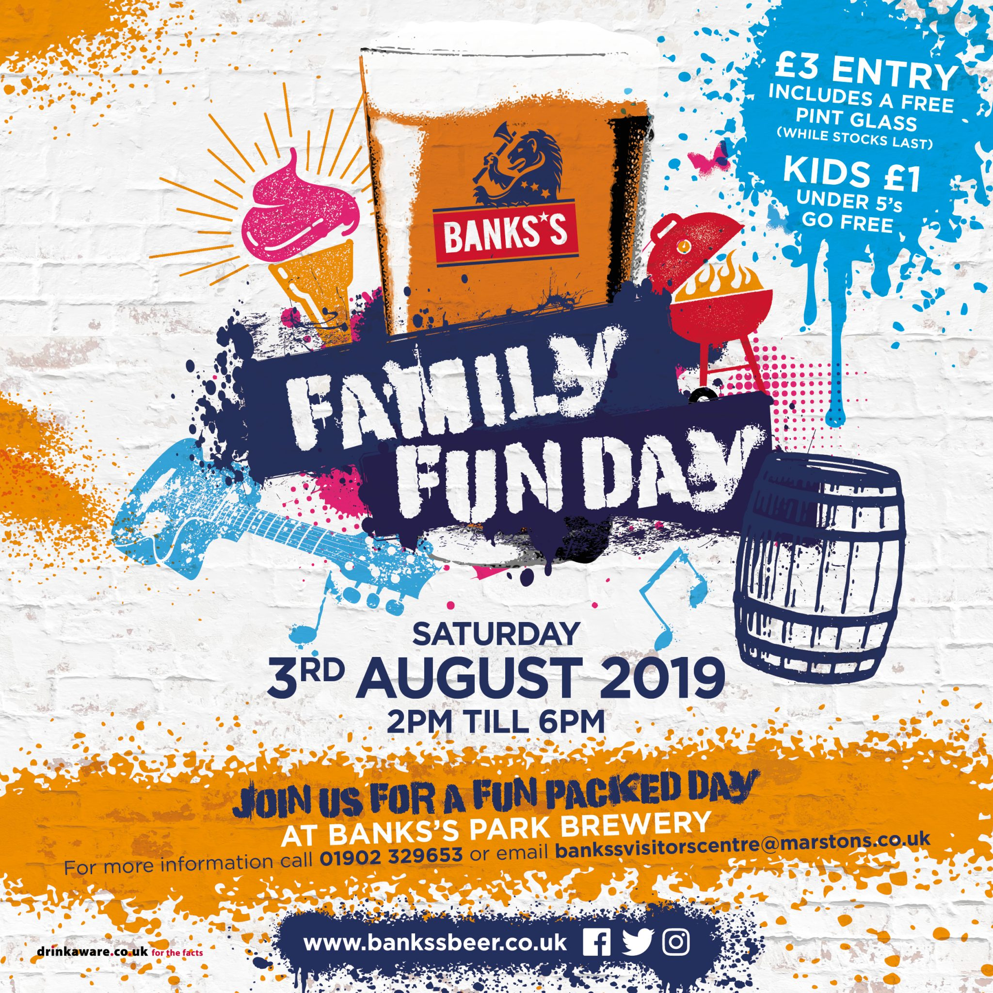 Banks's Family Fun Day