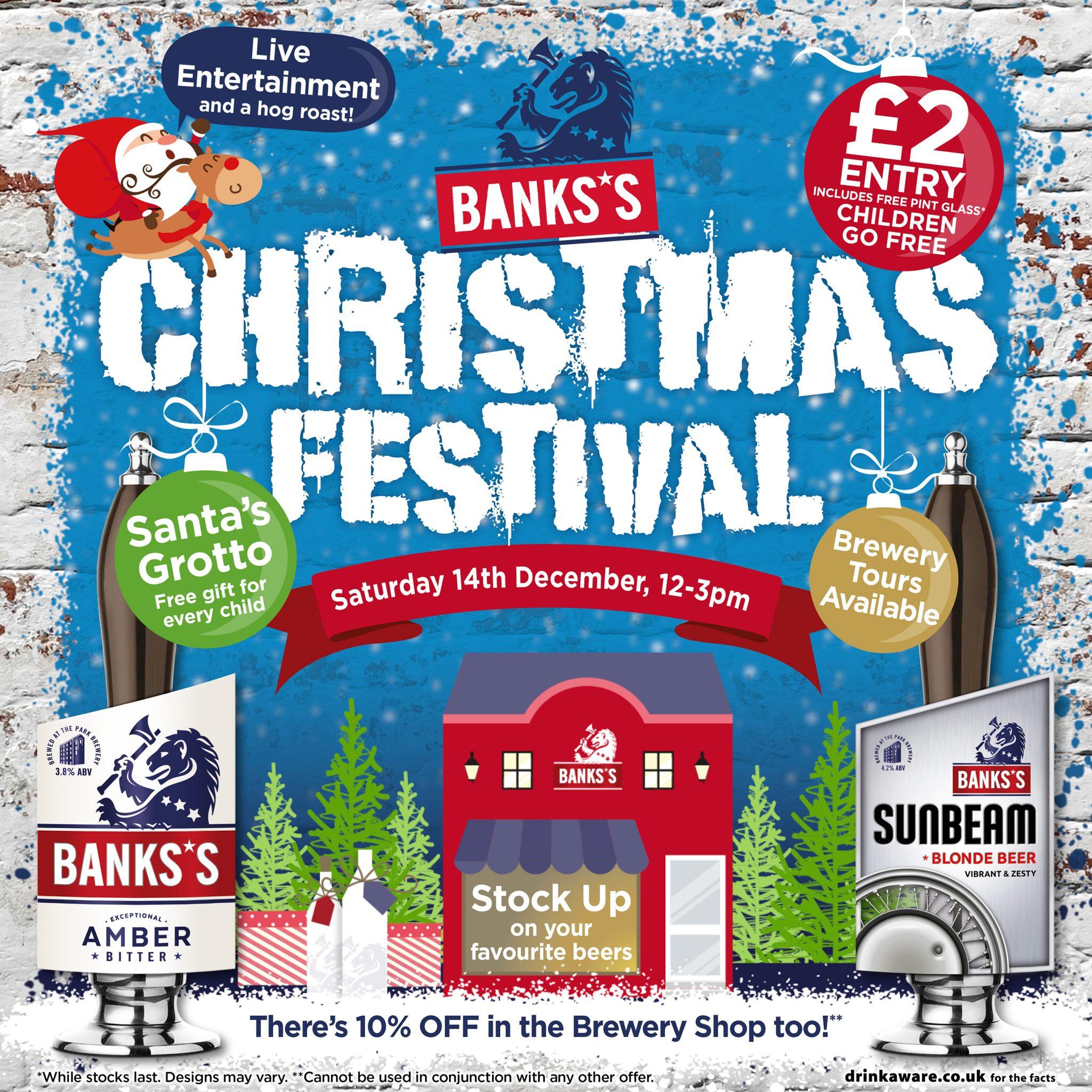 Banks's Christmas Festival 2019